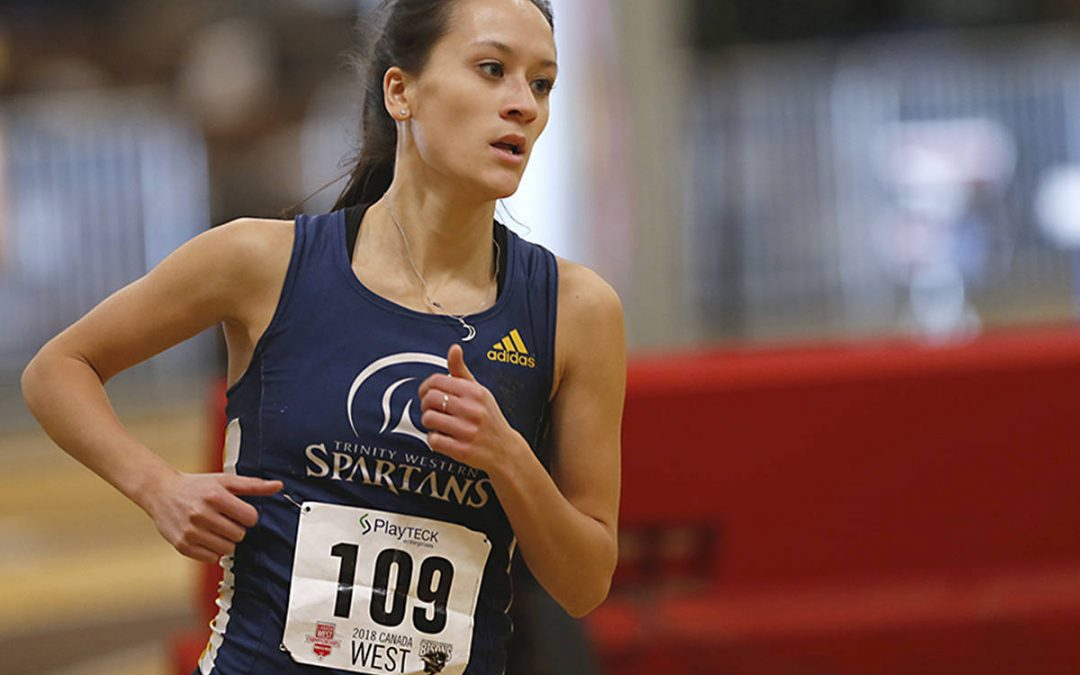 Trio of Langley runners turn in top performances at University of Washington invitational