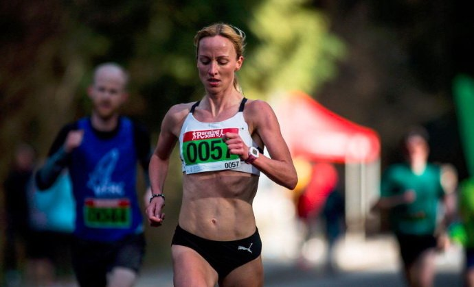 Sarah Inglis sets Canadian all-comers 5K record at St. Patrick's Day 5K in Vancouver