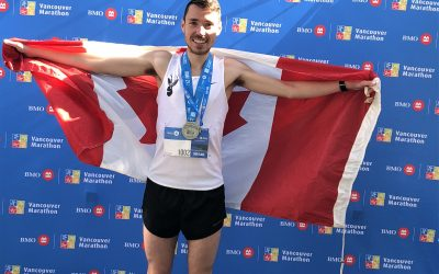 Personal Bests in Portland and Dejong finishes top Canadian at BMO Half Marathon!