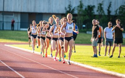 MUSTANGS IMPRESS AT VANCOUVER DISTANCE CLASSIC!