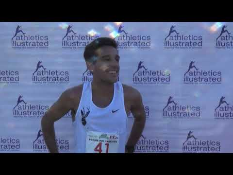 Nathan Wadhwani Interview: 2019 BC XC Championships