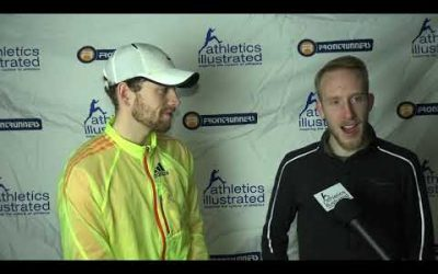 Blair Johnson and Joel De Schiffart Interview – 2nd and 3rd at the BC 8km Championships